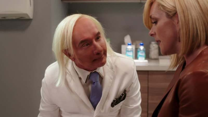 "Illustration for article titled Dermatologist ""devastated"" by Unbreakable Kimmy Schmidt parody found dead"