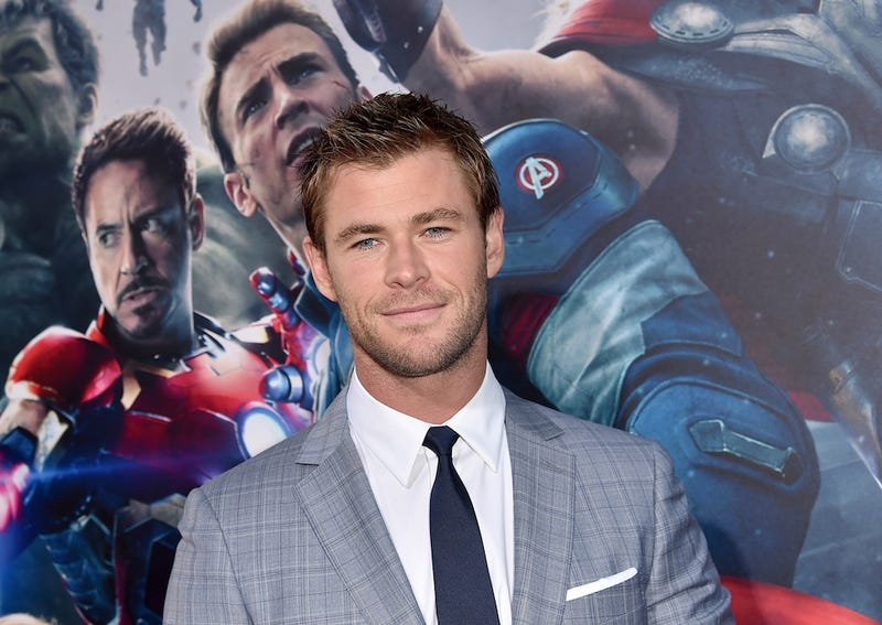 Illustration for article titled Chris Hemsworth Added to 'Ghostbusters' Reboot as Receptionist