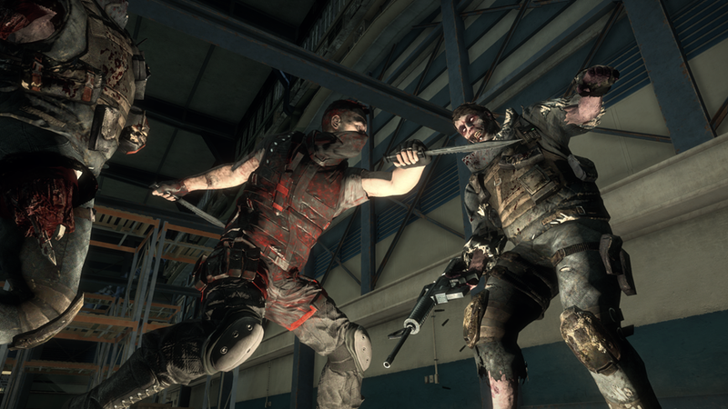 Illustration for article titled 13 GB Dead Rising 3 Patch Raises Questions About Gaming's Future