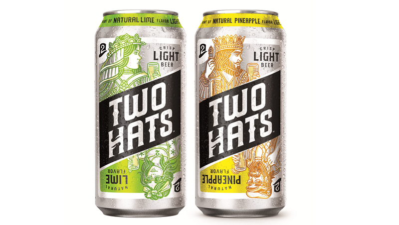 "Illustration for article titled MillerCoors says kthxbye to ""millennial beer"" Two Hats after just 6 months"