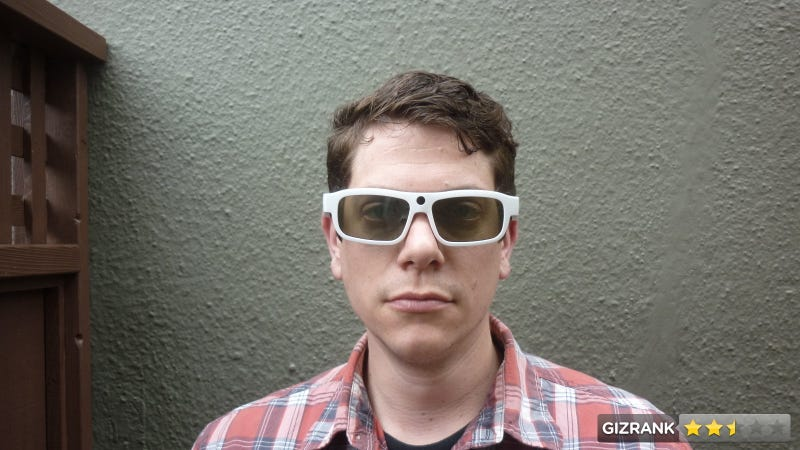 Illustration for article titled XPAND YOUniversal 3D Glasses Review: Compatibility Comes at a Price