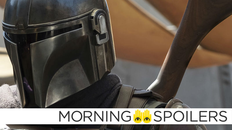 The Mandalorian's bounty-hunter-packed world could add an intriguing voice.