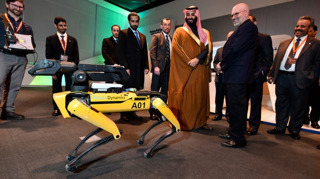 Boston Dynamics Says It Can Build 1,000 Robot Dogs a Year By Mid ...