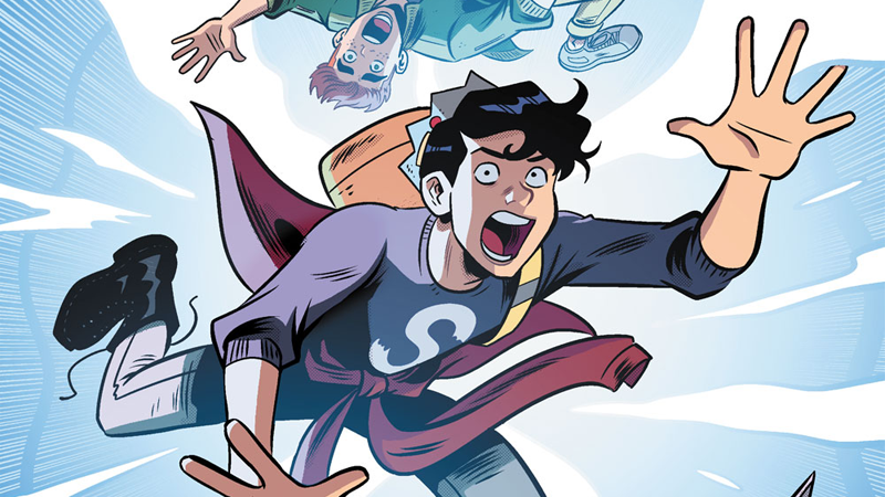 Jughead's a Time Lord now, I'm pretty sure.