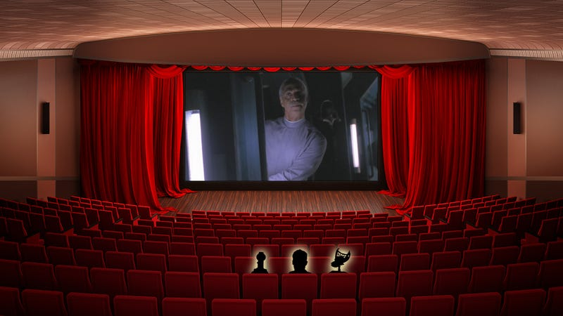 Adult cinema video movie theaters
