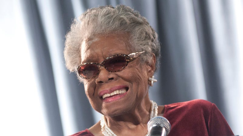 Illustration for article titled ​Maya Angelou's Posthumous Hip Hop Album Drops This Fall