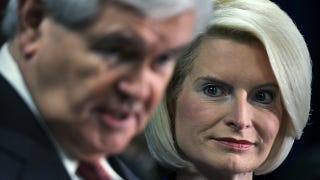 Illustration for article titled 6 Creepy Things About Newt Gingrich's Love Life