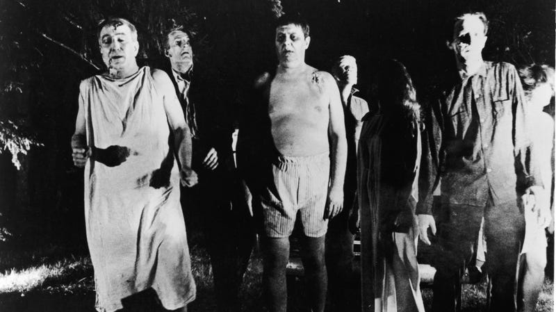 Illustration for article titled Night Of The Living Dead is coming to get you, America—and we've got free tickets