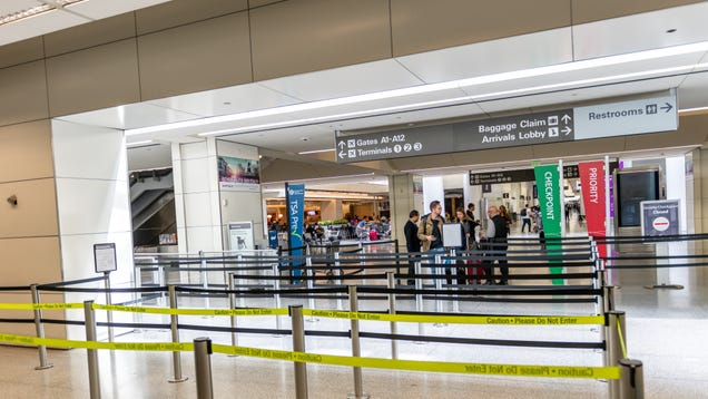 Build In Extra Time to Clear Customs at Coronavirus  Screener Airports
