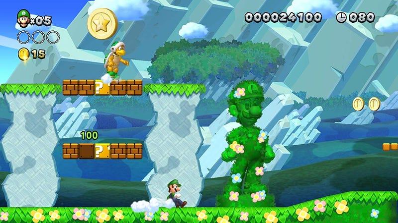 New Super Mario Bros. U Deluxe | $45 | Amazon