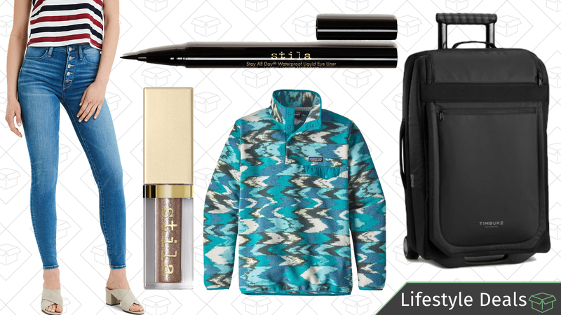 Illustration for article titled Wednesday's Best Lifestyle Deals: Timbuk2, Patagonia, Stila Cosmetics, and More