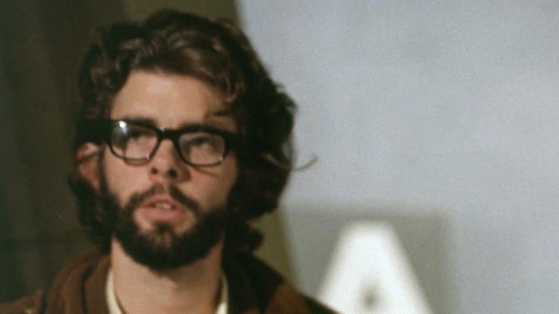 George Lucas (Photo: Sunset Boulevard/Corbis via Getty Images)