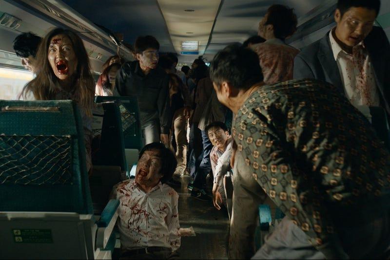 Imagen de Train to Busan.