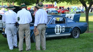 Judging: The Future of Classic Car Shows