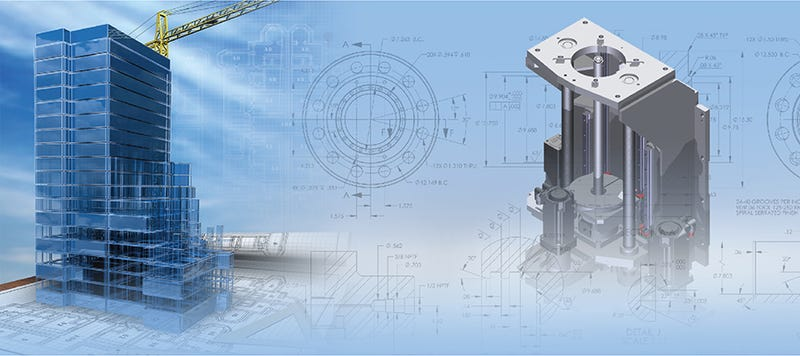 Illustration for article titled CAD Drawings as a Boon for Different Engineering Fields
