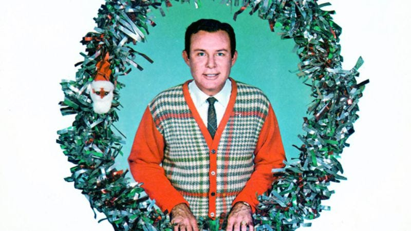 "Illustration for article titled Jim Reeves' ""An Old Christmas Card"": When kitsch becomes classic"