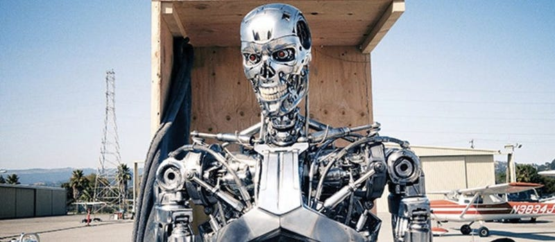 Illustration for article titled Terminator: Genisys Reveals A Brand New Terminator