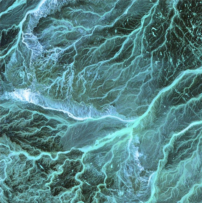 Illustration for article titled Las imágenes más fascinantes de la Tierra tomadas por los satélites Landsat