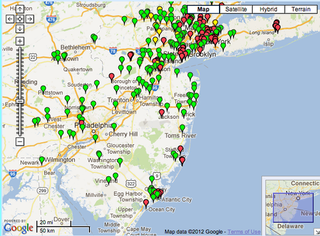 Illustration for article titled Need A Gas Station In Jersey? Check Out This Map Made By Kids