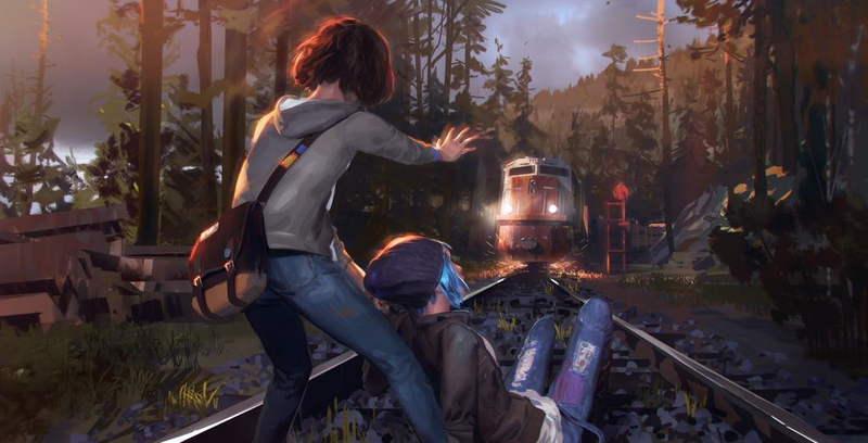 Illustration for article titled Life is Strange's Ending Is A Hot Mess