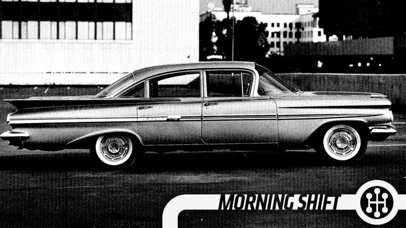 Illustration for article titled We're Witnessing The Slow Decline Of The American Sedan