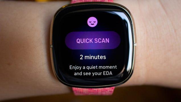 I Tried a Guided Fitbit Meditation With Deepak Chopra, but I m Still Stressed