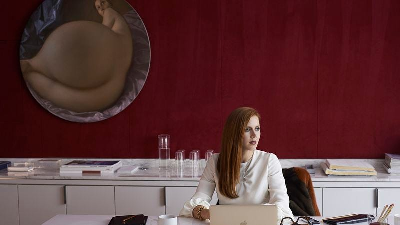 Movie Review: Tom Ford frames stories within stories in the postmodern Nocturnal Animals