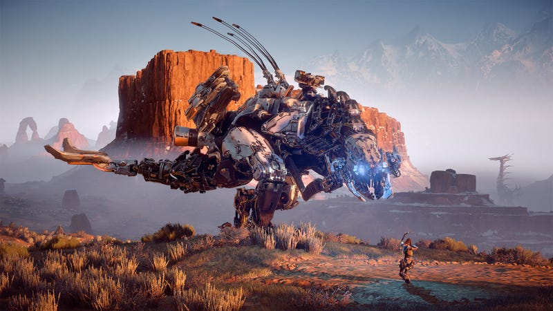 Horizon Zero Dawn Made Me Love Video Games Again