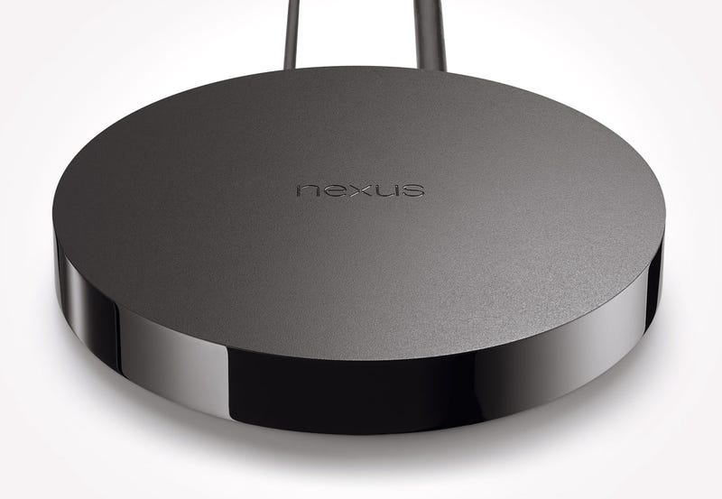Illustration for article titled This Nexus Player Is The First Official Android TV