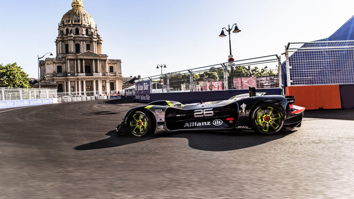 The World\'s First Driverless Racing Series Doesn\'t Know What That ...