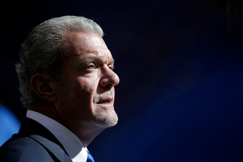 Illustration for article titled Jim Irsay Compares Risks Of Football To Taking Aspirin