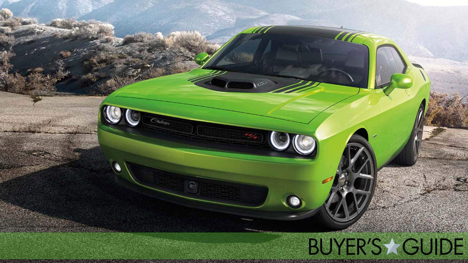 Dodge Challenger: The Ultimate Buyer\u0027s Guide