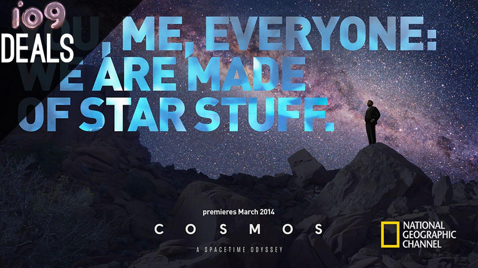 Cosmos A Spacetime Odyssey Moonrise Kingdom Dexter Starcraft