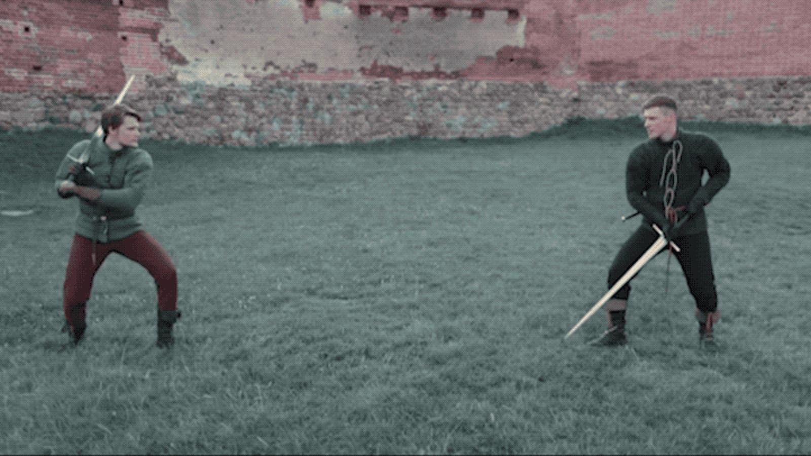 20 letales técnicas de esgrima medieval del siglo XIV que nunca verás en Juego de Tronos