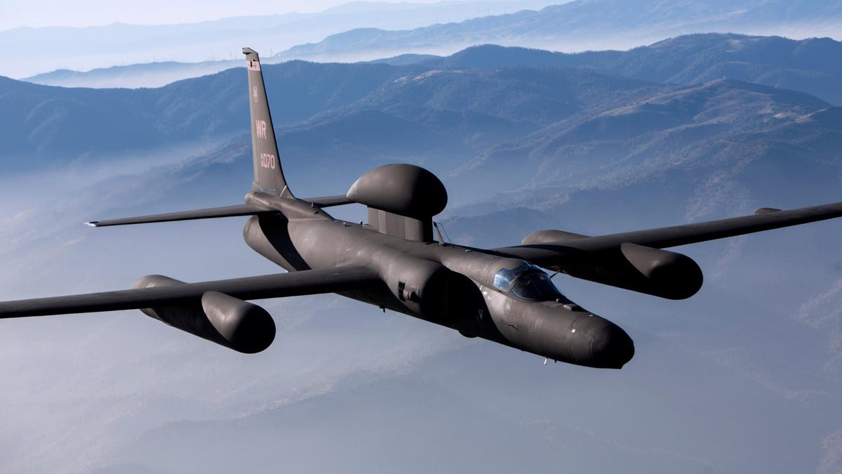 This Badass Is The First African American Female U-2 Dragon