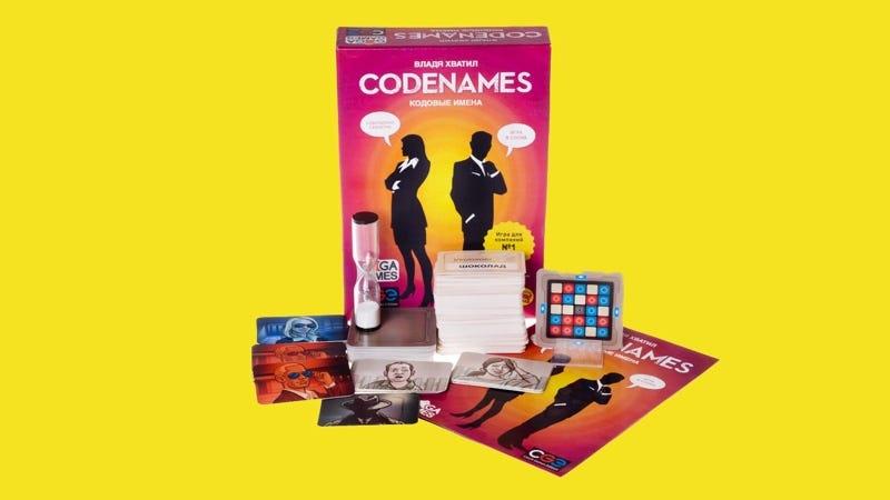 Codenames es el mejor juego de mesa del año, según el premio Spiel des Jahres