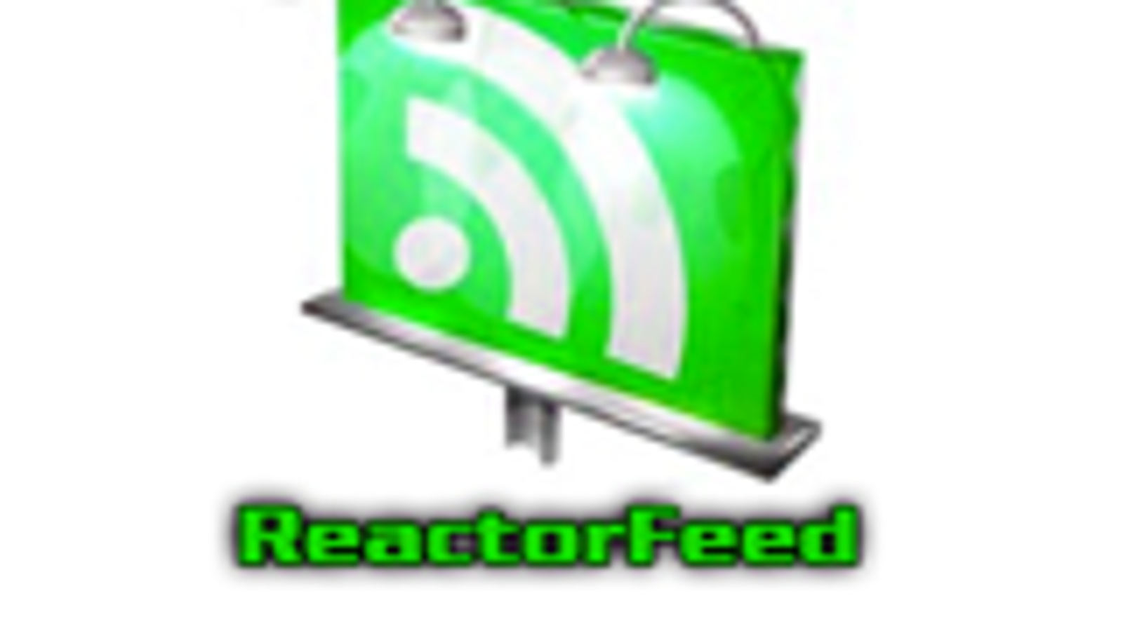 ReactorFeed Creates Custom RSS Feeds for Downloading