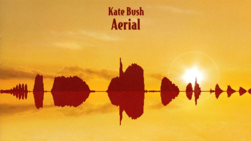 Kate Bush's 2005 album Aerial