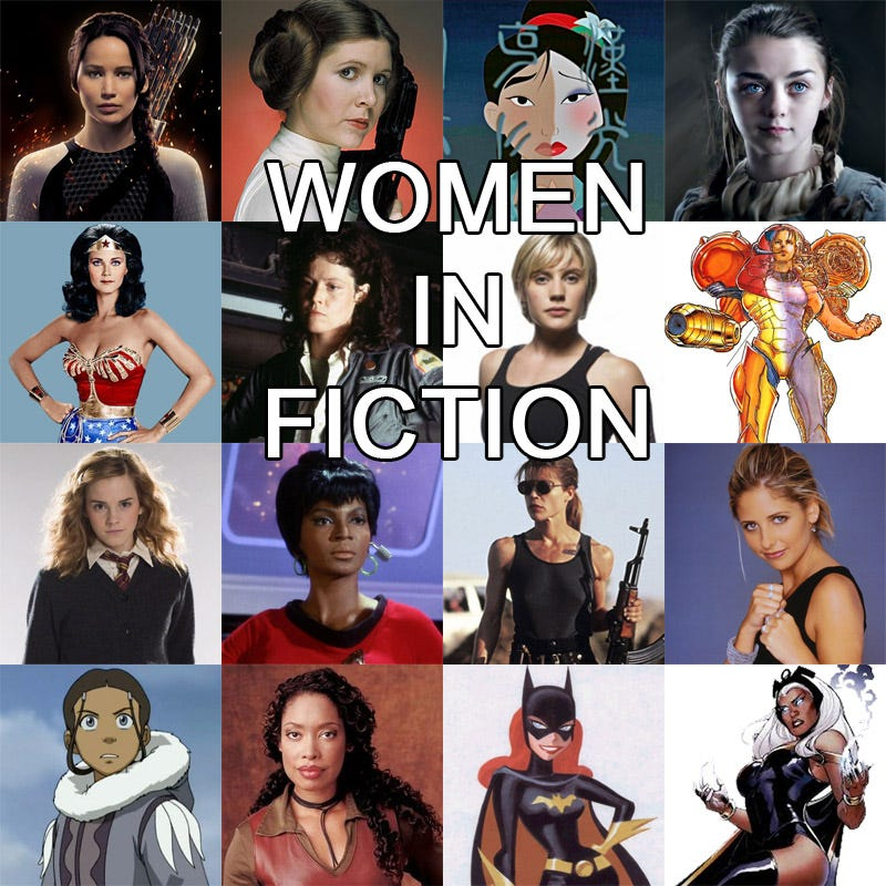Illustration for article titled The Winner of our #WomenInFiction Contest is…
