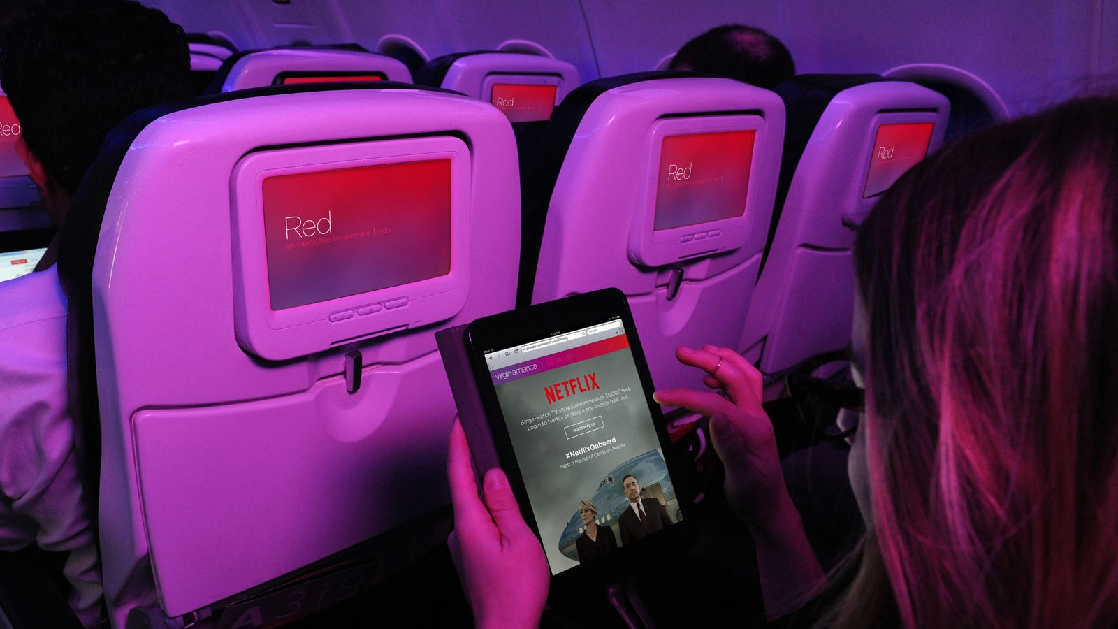 Netflix S Plan To Improve In Flight Streaming Might Get