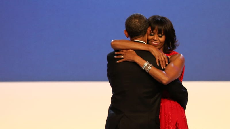 Illustration for article titled Barack and Michelle Obama's Love Story Will Be Made Into a Movie