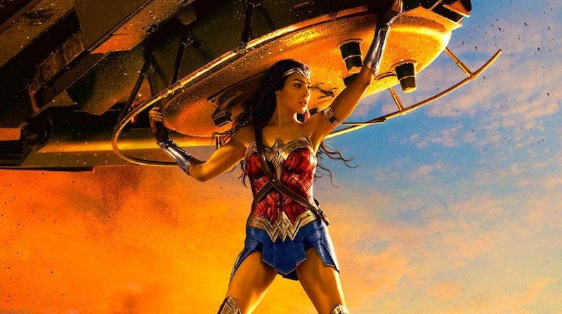 Fox News Panelists Doubt Whether Wonder Woman Is Patriotic Enough