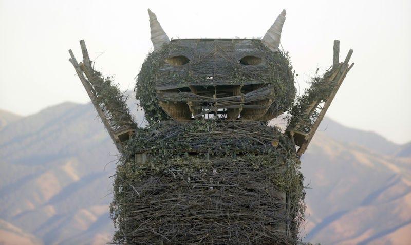 Illustration for article titled Burning Man Riddled with Brutal Pest Infestation