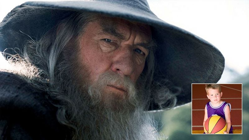 Can You Convince Gandalf To Start Paying Child Support For His Son Who Lives In Florida?