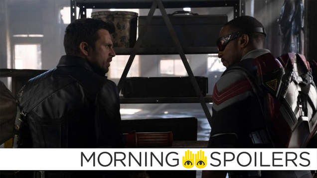 Kevin Feige Teases The Falcon and The Winter Soldier s Mysterious New Marvel Comics Location