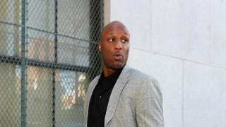 Lamar Odom Jemal Countess/Getty Images