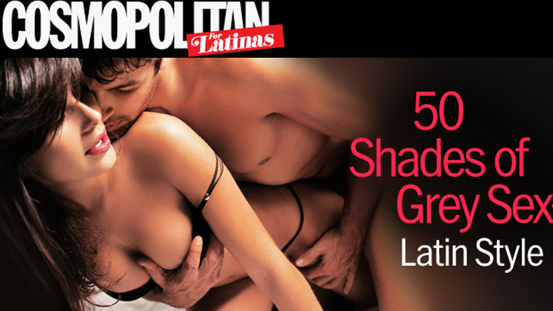 Illustration for article titled Cosmo Latina Majorly Fails With 'Latin Style' 50 Shades of Grey Tips