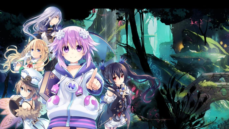 Illustration for article titled Super Neptunia RPG Is Cute But Shallow, Which Is Exactly What I Wanted
