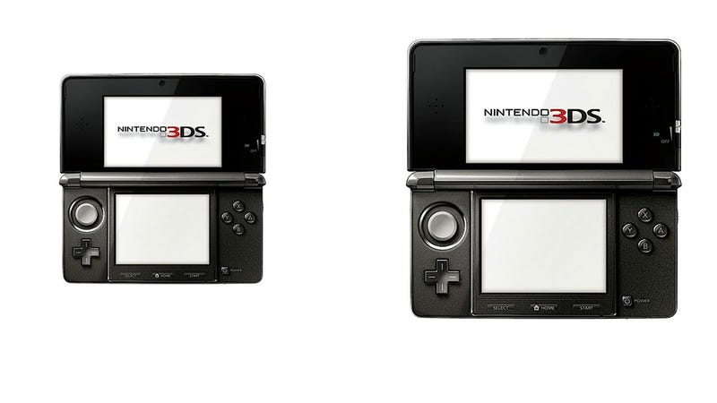 Illustration for article titled Nintendo to Reveal a New Model of the 3DS?