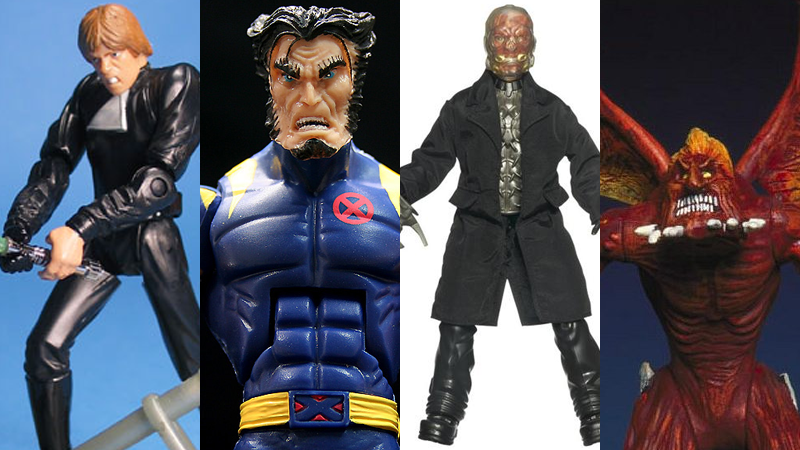 Illustration for article titled 11 of the Most Constipated-Looking Action Figures Ever Released